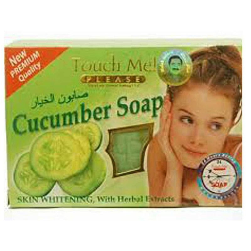 Touch Me Please Cucumber Soap 100g