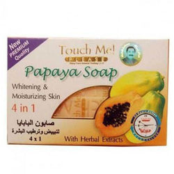 Touch Me Please Papaya Soap 125g