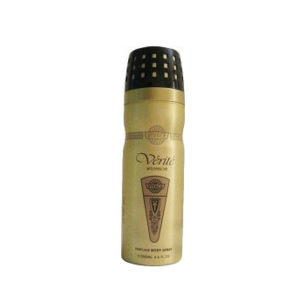 Vivace Verite Deodorant Body Spray for Women 200 Ml