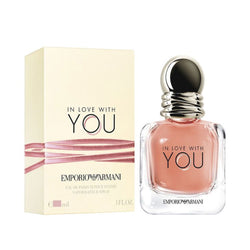 Giorgio Armani Emporio Armani In Love With You EDP 100ml Perfume For Women