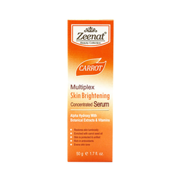 Zeenat Carrot Serum Brightening