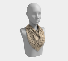 Load image into Gallery viewer, berber scarf