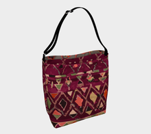 Load image into Gallery viewer, Boho tote bag ref10