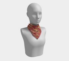 Load image into Gallery viewer, Boho scarf-ref11