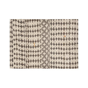 Berber geometric patterns moroccan rug Area Rug7'x5'