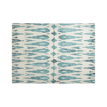 Load image into Gallery viewer, Blue turquoise Berber moroccan Rug