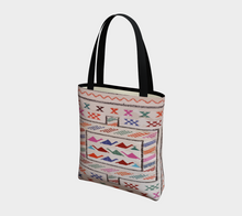 Load image into Gallery viewer, Boho tote bag ref08