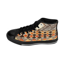 Load image into Gallery viewer, Women's High-top Sneakers ref 02