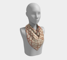 Load image into Gallery viewer, Boho scarf-ref01