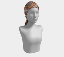 Load image into Gallery viewer, Boho scarf-ref15