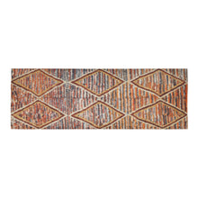 Load image into Gallery viewer, Moroccan and berber geometric pattern Rug 10'x3'3''