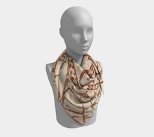 Load image into Gallery viewer, Moroccan berber scarf inspired