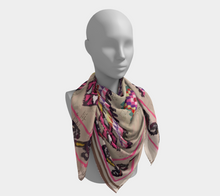 Load image into Gallery viewer, Boho scarf-ref04