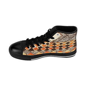 Women's High-top Sneakers ref 02