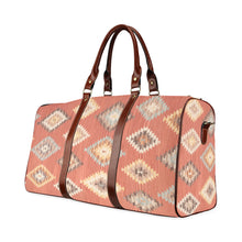 Load image into Gallery viewer, Boho travel bag ref14