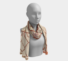 Load image into Gallery viewer, Bohemian berber scarf