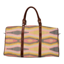 Load image into Gallery viewer, Boho travel bag ref24