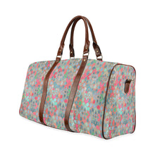 Load image into Gallery viewer, Multicoloured Mosaic travel bag Waterproof Travel Bag/Small (Model 1639)