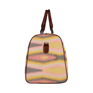 Boho travel bag ref24