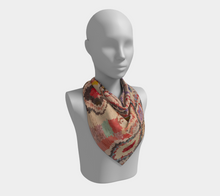 Load image into Gallery viewer, Boho scarf-ref16