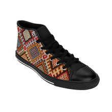 Load image into Gallery viewer, Women's High-top Sneakers ref 04