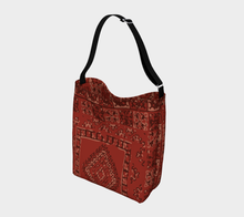 Load image into Gallery viewer, Boho tote bag ref25