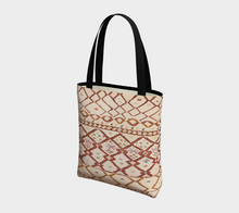 Load image into Gallery viewer, Boho tote bag ref31