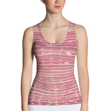 Load image into Gallery viewer, Sublimation Cut & Sew Pink Tank Top