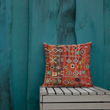 Load image into Gallery viewer, Boho pillow ref 08