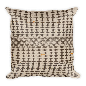 Moroccan Pillow vintage and bohemian style berber patterns