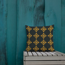 Load image into Gallery viewer, Boho pillow ref 18