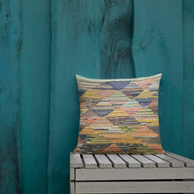 Load image into Gallery viewer, Boho pillow ref 04