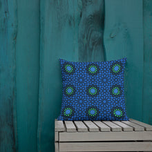 Load image into Gallery viewer, Boho pillow ref 25