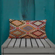 Load image into Gallery viewer, Boho pillow ref 10