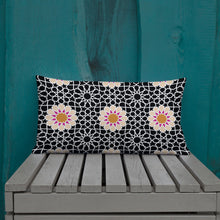Load image into Gallery viewer, Boho pillow ref 24