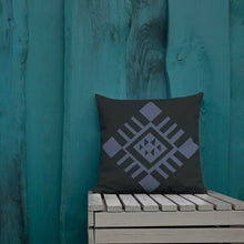 Load image into Gallery viewer, Boho pillow ref 19