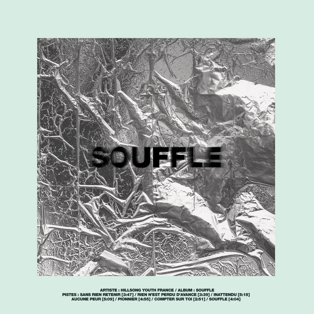 YouthFR - Souffle (CD)