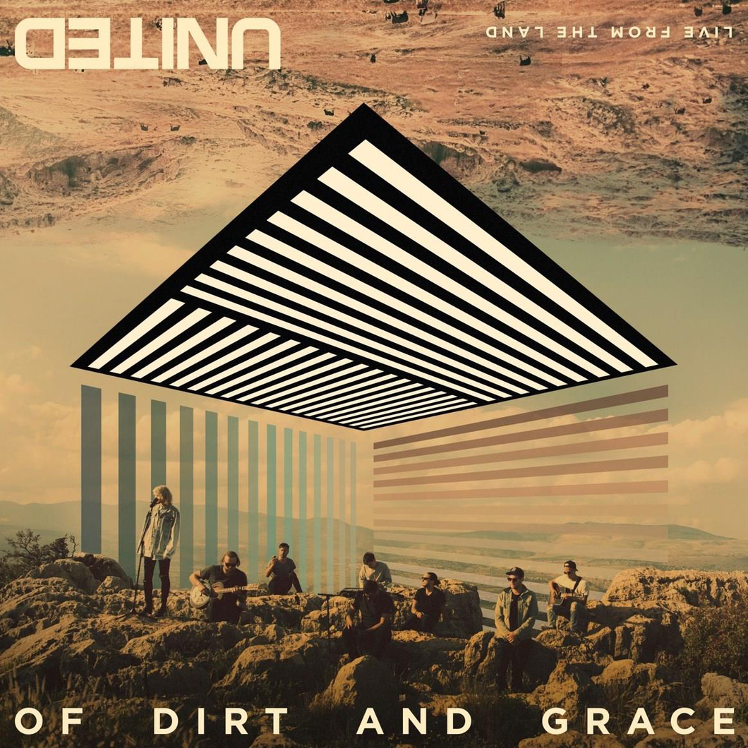 Hillsong UNITED - Of Dirt And Grace (CD/DVD)