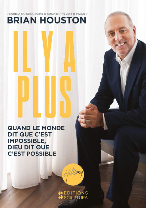 Brian Houston - Il y a plus (Livre)