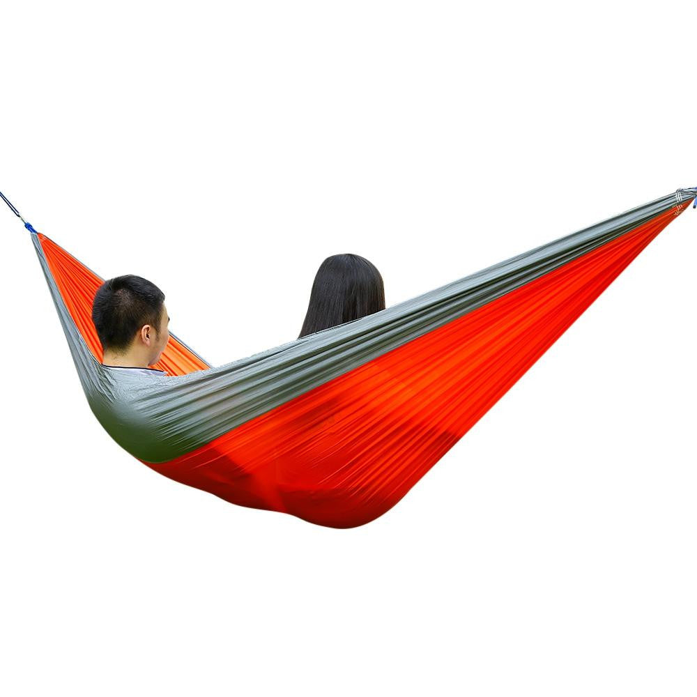 3 x 2M Two Person Parachute Nylon Fabric Hammock - adventuresinoutdoorfun.com, Hammock,
