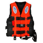 Adult Life Jacket Men Vest Kayka Life Vest Fishing Vest For Fishing XXXL Ski Drifting Vest With Whistle Prevention