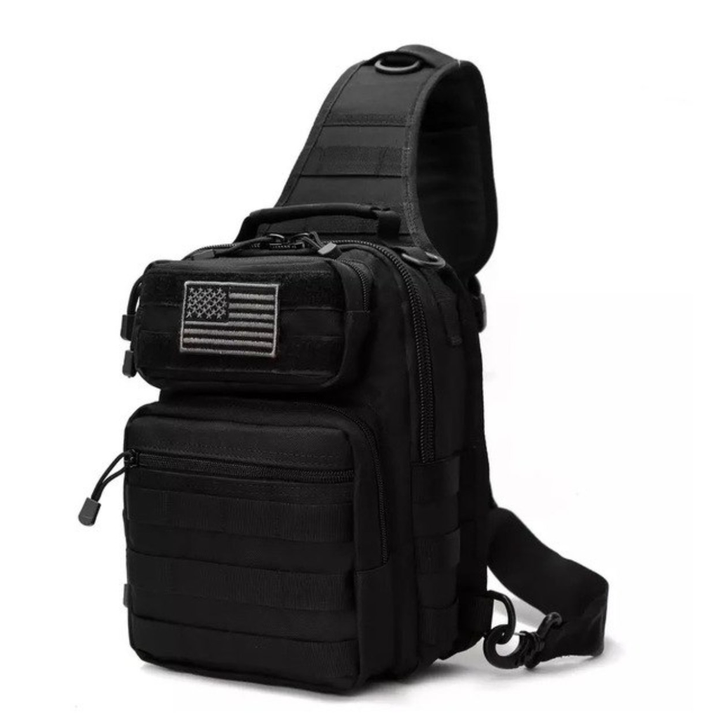 Tactical Military Sling Bag - adventuresinoutdoorfun.com, Latest Products,