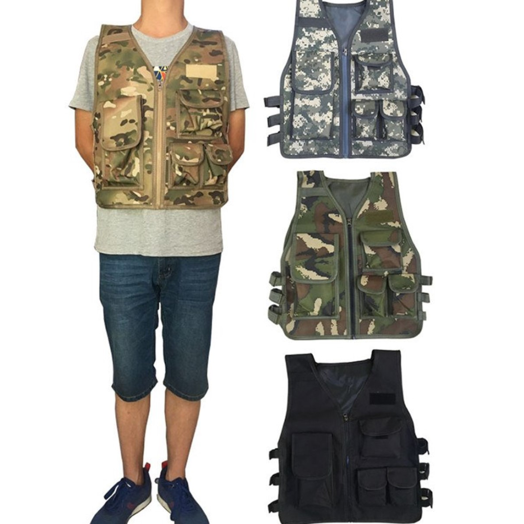 Tactical Vest for Children - adventuresinoutdoorfun.com, Safety & Survival,