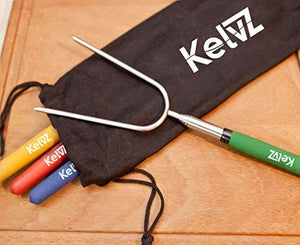 "KelvZ 34"" Telescoping Marshmallow Roasting Sticks 