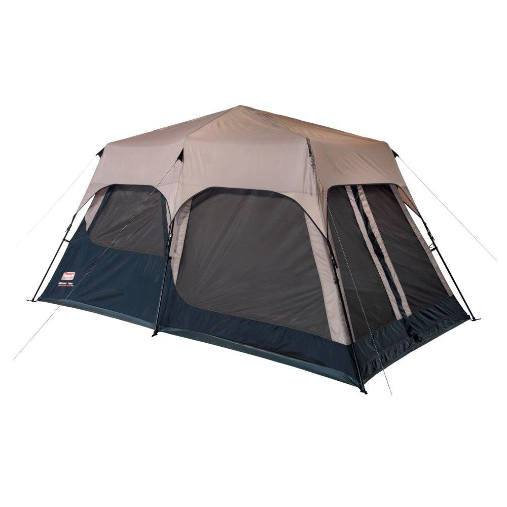 Coleman 8-Person Instant Tent Rainfly Accessory,Brown/Black - adventuresinoutdoorfun.com, Tent,