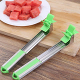Watermelon Cutter Windmill Shape Plastic Slicer for Cutting Watermelon Power Save Cutter - adventures-is-shopping