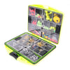 FISH KING Rock Fishing Accessories Plastic Fishing Box Kit De Pesca