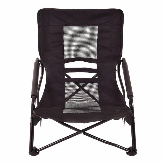 Outdoor High Back Folding Beach Chair - adventuresinoutdoorfun.com, Furniture,