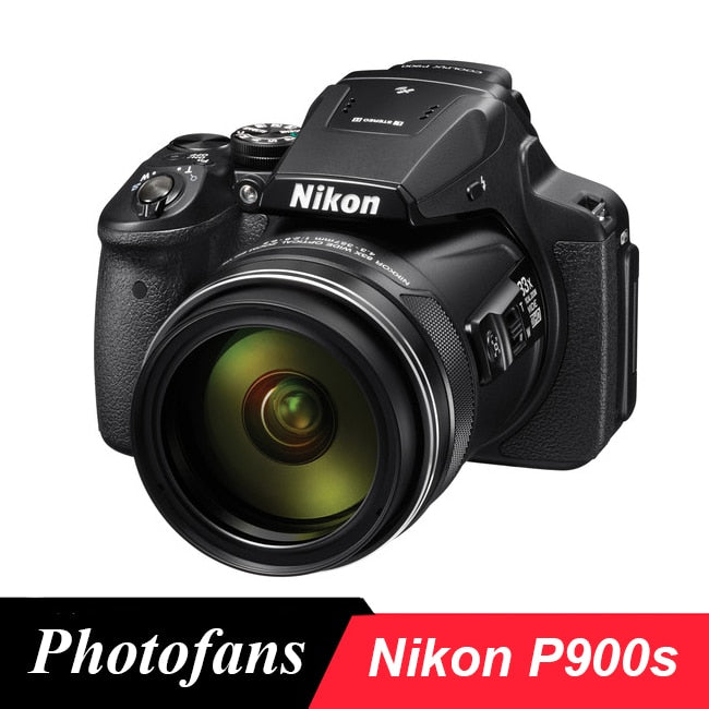 Nikon P900 s camera coolpix P900s Digital Cameras -83x Zoom -Full HD Video -Wi-Fi Brand New - adventuresinoutdoorfun.com, 1909,