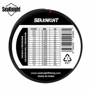 SeaKnight Brand TriPoseidon Series 300M 330Yards PE Braided Fishing Line 4 Strands 8 10 20 30 40 60LB Multifilament Fishing Line - adventuresinoutdoorfun.com, [product_type],